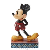 Jim Shore Heartwood Creek Mickey Mouse: The Original