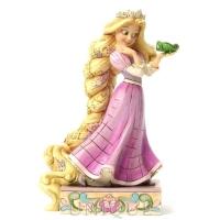 Jim Shore Heartwood Creek Rapunzel and Pascal Figurine