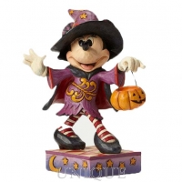 Jim Shore Heartwood Creek Minnie Mouse as Witch