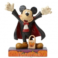Jim Shore Heartwood Creek Vampire Mickey Mouse