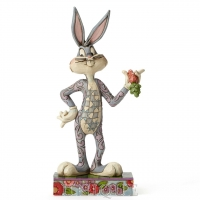 Jim Shore Heartwood Creek Bugs Bunny Fig
