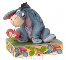 Jim Shore Heartwood Creek Eeyore Personality Pose