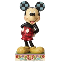 Jim Shore Heartwood Creek Big Fig Mickey Mouse