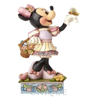 Jim Shore Heartwood Creek Easter Minnie