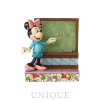Jim Shore Heartwood Creek Teacher Minnie (Personalize)