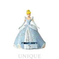 Jim Shore Heartwood Creek Cinderella with Shoe Charm