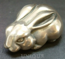 Adam Binder Editions Bronze Rabbit