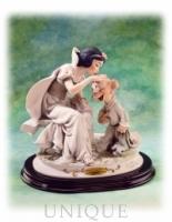 Armani Figurines Snow White & Dopey