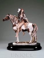 Armani Figurines Prairie Sunrise