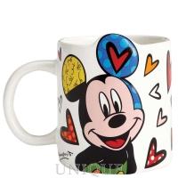 Disney by Romero Britto Mickey Mouse Mug