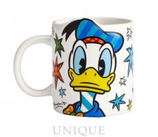 Disney by Romero Britto Angry Donald Mug