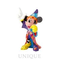 Disney by Romero Britto Sorcerer Mickey Mini