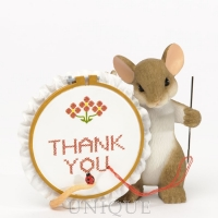 Charming Tails Thank You Sew Much
