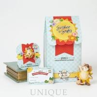 Charming Tails 2015 Sunshine & Smiles Club Kit