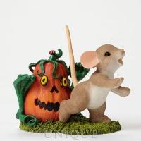 Charming Tails Pumpkin Zombie!!!