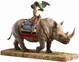 Ebony Visions Rhino Rider