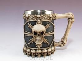 EverSpring Skull mug