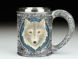 EverSpring Mug - wolf head