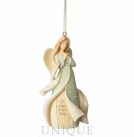 Foundation Angels     I said a Prayer Ornament - 4058707   I said a Prayer Ornament