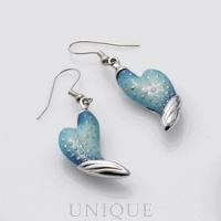 Franz Porcelain True Love: Earrings