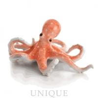 Franz Porcelain By the Sea: porcelain octopus figurine