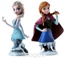 Grand Jester Studios Anna and Elsa
