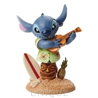Grand Jester Studios Stitch (with Surfboard)