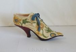 Just the Right Shoe Brocade Court