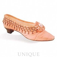 Just the Right Shoe Tassels