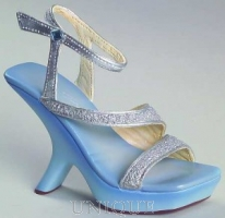 Just the Right Shoe Glitter Glam