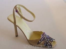Just the Right Shoe Lumina