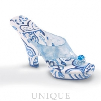 Just the Right Shoe Blue Plate Special