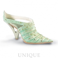 Just the Right Shoe Mint Julep