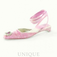 Just the Right Shoe Debutante