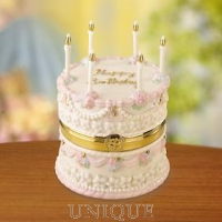 Lenox Classics The Happy Birthday Treasure Box