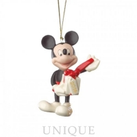 Lenox Classics Merry Little Mickey Ornament - 2014