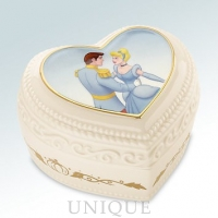 Lenox Classics Cinderella and the Prince Sweet Romance