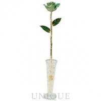 Living Gold Roses Long-Stem 17