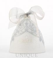 Lladro 2005 Christmas Bell