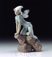 Lladro Prince of the Elves