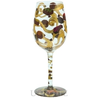 Lolita Glasses Chocoholic Wine Glass