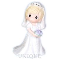 Precious Moments You Make A Beautiful Bride