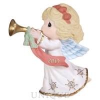 Precious Moments 2013 Peace on Earth Dated Figurine