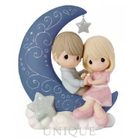 Precious Moments I Love You To The Moon And Back