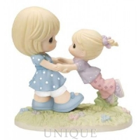 """Precious Moments """"Your Love Lifts Me"""""""