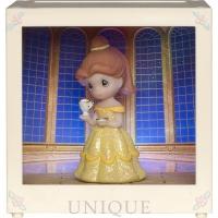 "Precious Moments ""Belle"" Resin/Vinyl LED Shadow Box"