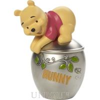 "Precious Moments Disney Winnie The Pooh Trinket Box ""Hunny Pot"""