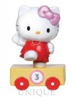 Precious Moments Hello Kitty Train Car #3