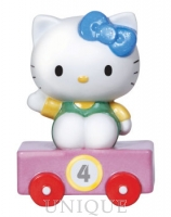 Precious Moments Hello Kitty Train Car #4