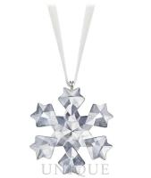 Swarovski Crystal Swarovski Little Snowflake Ornament 2010